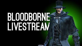 Bloodborne Gameplay: Luke Plays Bloodborne for the First Time - MARTYR LOGARIUS BOSS BATTLE