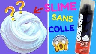 RECETTE FLUFFY SLIME SANS COLLE D'UNE ABONNÉE !!! 😱 | CRASH TEST #5 thumbnail