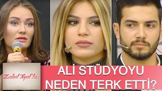 Zuhal Topal'la 126. Bölüm (HD) | Anna ile Görüşen Ali, Stüdyoyu Terk Etti?