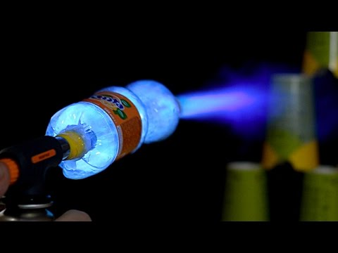 How To Make A Plasma Cannon for Coca-Cola