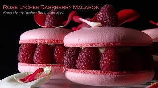 classic ispahan macaron bruno albouze the real deal