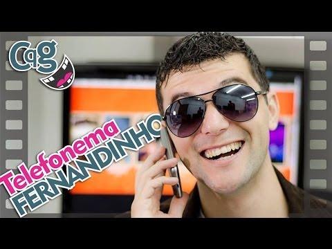 CQG - Telefonema Fernandinho