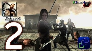 300: Rise Of An Empire Seize Your Glory Android Walkthrough - Part 2 - Battle 3-4