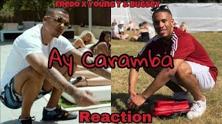 Fredo x Young T & Bugsey (@Stayfleegetlizzy) - Ay Caramba [Music Video] | GRM Daily - REACTION