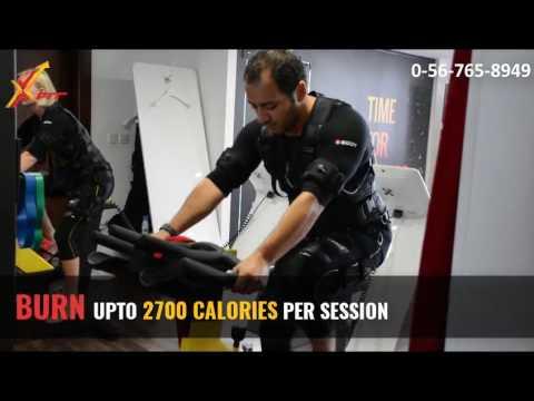 EMS Training Sessions Cycling, Business Bay, Dubai - Call 0-56-765-8949