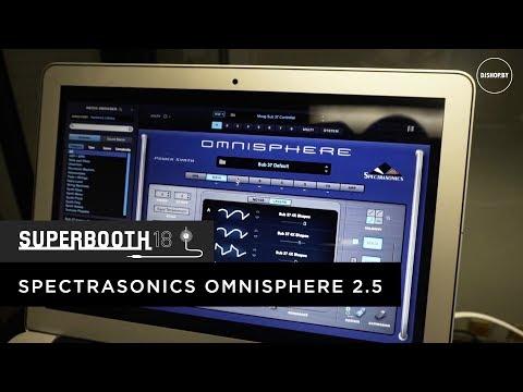 Spectrasonics Omnisphere 2.5 - новое обновление! Superbooth 2018