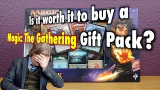 MTG - Is it worth it to buy a Magic: The Gathering Gift Pack?