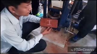 Compression Test of Bricks,Compressive strength test of brick,Compressive strength of brick