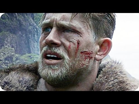 KING ARTHUR Final Trailer 4 (2017) Legend of the Sword