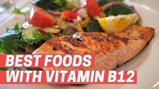 5 Best Foods with Vitamin B12 | Healthy Living Tips