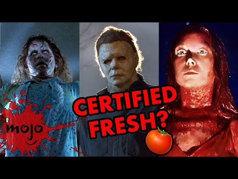 What Rotten Tomatoes Got Wrong: Top 100 Horror Movies