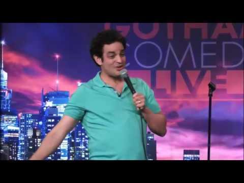 Rich Aronovitch  Gotham Comedy Live (Second Episode)