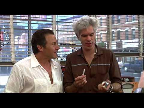 Jim Jarmusch : The last cigarette.