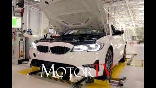 CAR FACTORY : 2020 BMW 3 SERIES SEDAN PRODUCTION l BMW Plant San Luis Potosi [Mexico]