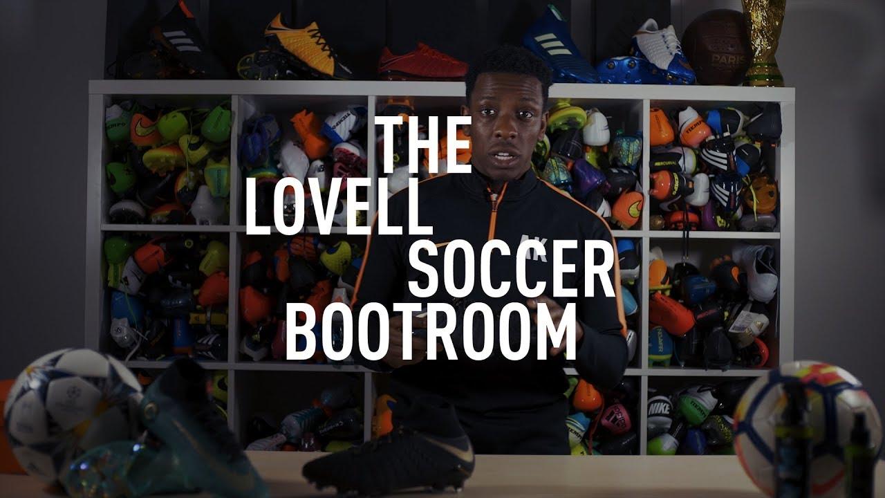 84afaea9aaae The Bootroom: Nike Game Of Gold Hypervenom - YouTube