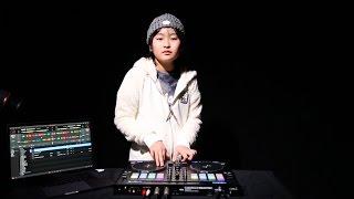 DJ RENA ? djay Pro ? Reloop Beatpad 2