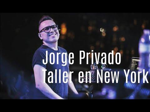Taller Con Jorge Privado NY 1/3