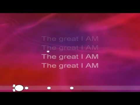 Great I AM (Karaoke)