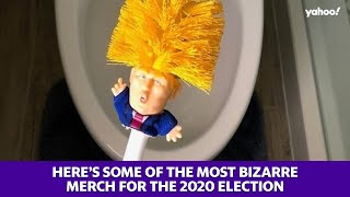 The 2020 election has led to bizarre merchandise