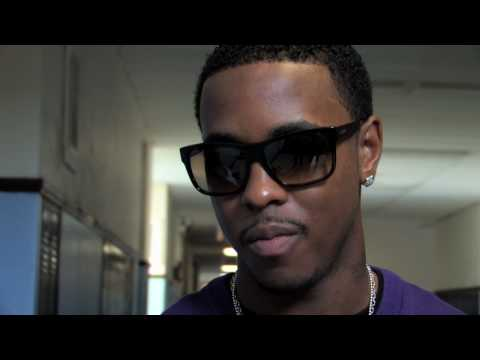 Jeremih at Morgan Park High School Benefit Concert