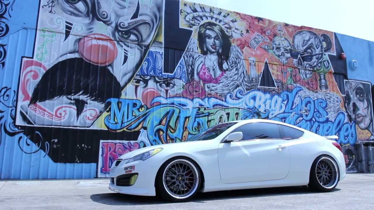 Nelsons Fitted 2010 Hyundai Genesis Coupe 20t ASVAFilms