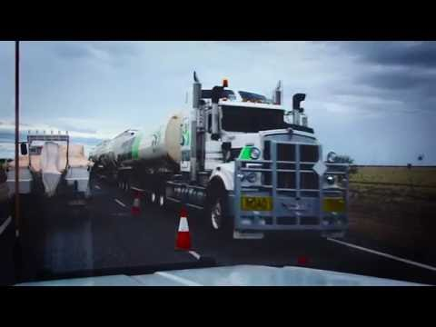 """Wyjechani.org - """"Dookoła Świata"""" - RoadTrains Australia"""