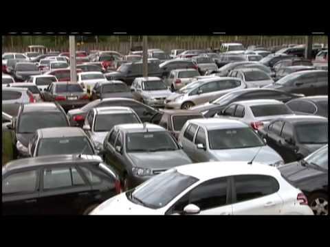 Recursos de leilões de carros poderão ir para segurança - 20/02/2018