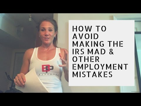Be Careful!! What to know before hiring someone: Legal Fitness Ep: 5