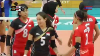 Thailand- Indonesia l Volleyball Women Seagame 29
