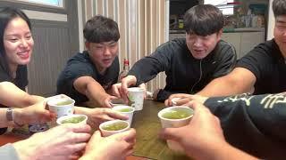 한국해양대학교 볼링부 2019 여름 방중 MT