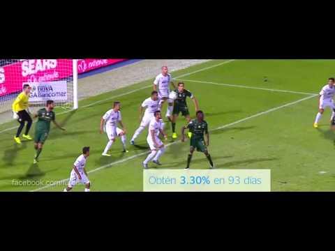 Santos vs Queretaro 5-0 Final Ida Liga MX Clausura 2015 HD