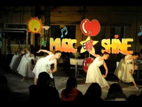 Múa ballet - CLB Âm nhạc MEC