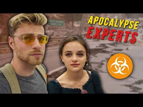 Surviving the Apocalypse ft. Joey King  Cameron Fuller