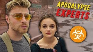 Surviving the Apocalypse (ft. Joey King) | Cameron Fuller