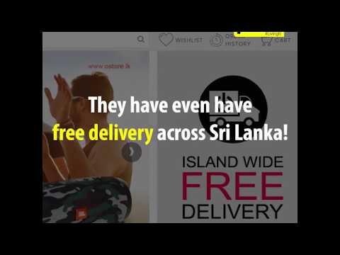Sri Lanka's newest E-Commerce Platform, OStore.lk