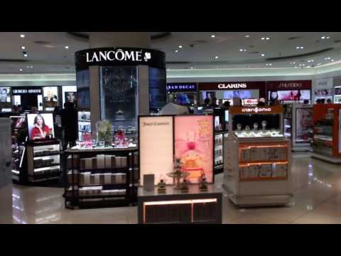 Dubai International Airport Terminal 3, Duty Free shops (Part 1)