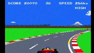 Pole Position From Namco Museum Volume 1 (PS1) Shawne Vinson