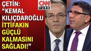 """Şaban Sevinç: """"Kemal Kılıçdaroğlu'nun aday olacağına ihtimal vermiyorum!"""" - CNN Türk Masası"""