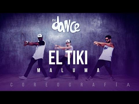 El Tiki - Maluma - Coreografía - FitDance Life