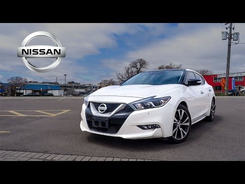 2016 Nissan Maxima (Review)