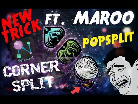 NEW Cornersplit + POPSPLIT?! With Maroo [Nebulous] | RowdyYT