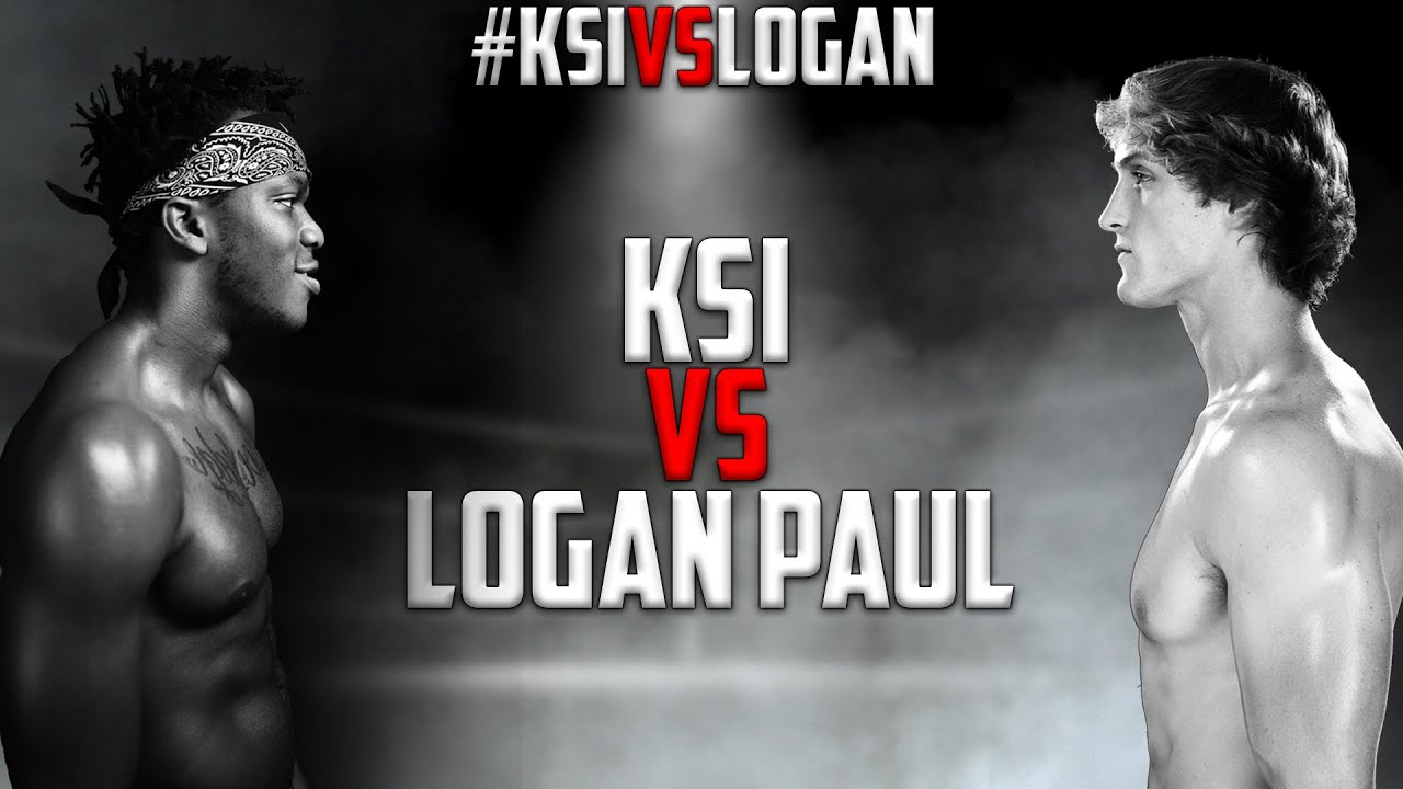 KSI VS. Logan Paul - FULL FIGHT #KSIvsLogan - YouTube