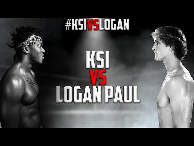KSI VS. Logan Paul - FULL FIGHT #KSIvsLogan