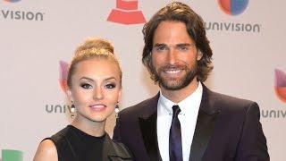 ¡'Sí quiero'! Angelique Boyer y Sebastián Rulli, ¿comprometidos?