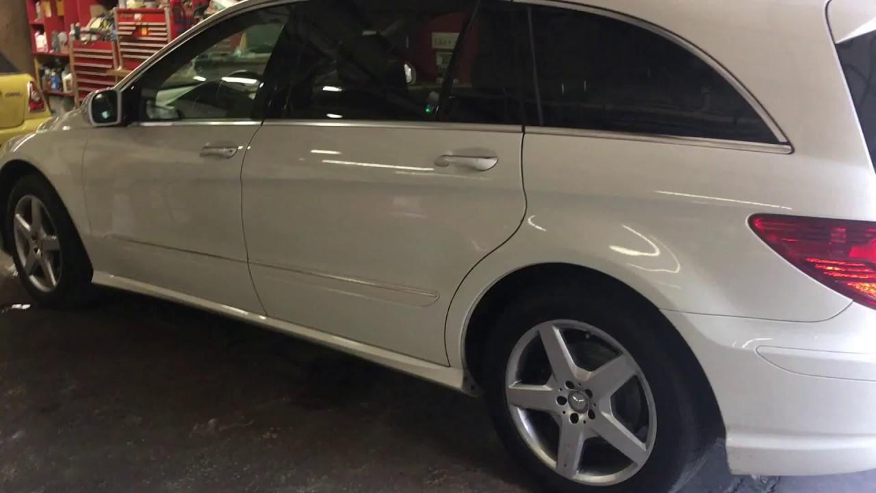 Mercedes Benz R Class Adjust Air Suspension R350 R500 W251 Youtube 2008 E350 Fuse Diagram