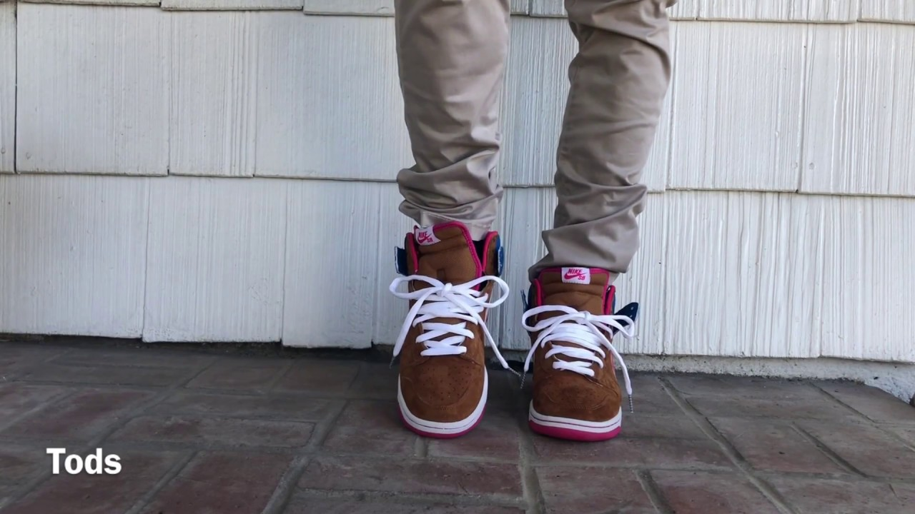 competitive price a6a9f 72e9f On Feet Review Nike Sb (Tods, Thrashin, Trickstar)