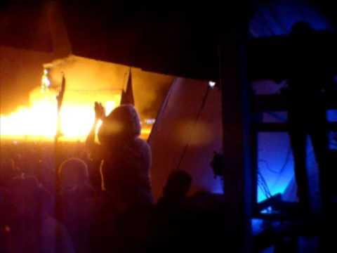 Tim Healey Live @ The Burn (Burning Man 2009) - MGMT Kids (Soulwax Remix)