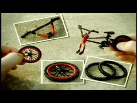 Flick Trix Finger BMX Bikes