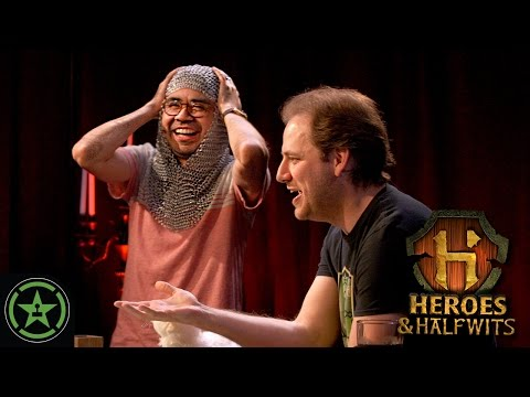 Stuck In the Ribcage With You - Heroes & Halfwits #30
