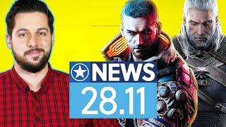 Cyberpunk 2077 ist kürzer als Witcher 3 - News